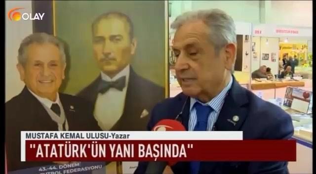Olay TV - Mustafa Kemal Ulusu Röportajı